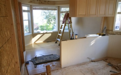 Managing chaos: Before & after a home remodel