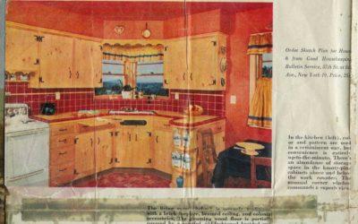 Boise, Idaho '50s show home