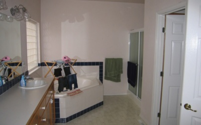 We'll remodel your bathroom…and throw in a laundry room!