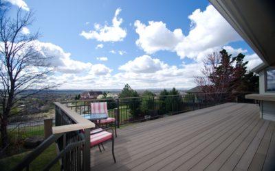 Deck the hills: Boise Foothills deck remodel
