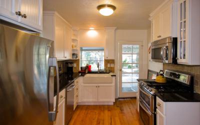 Good design = solving problems: A Northend Boise kitchen remodel