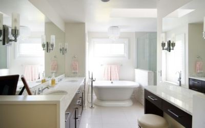 6 Tips for your bathroom remodel