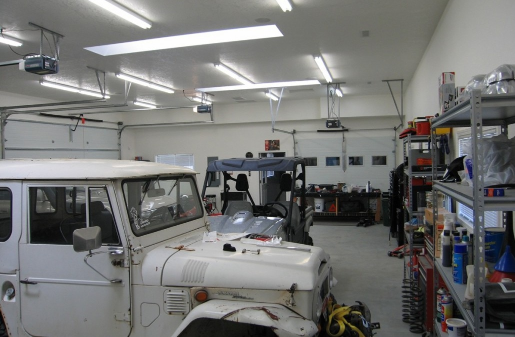 The ultimate man cave: Building a garage addition
