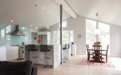 """A Boise Foothills remodel takes a '70s home """"Back to the Future"""""""